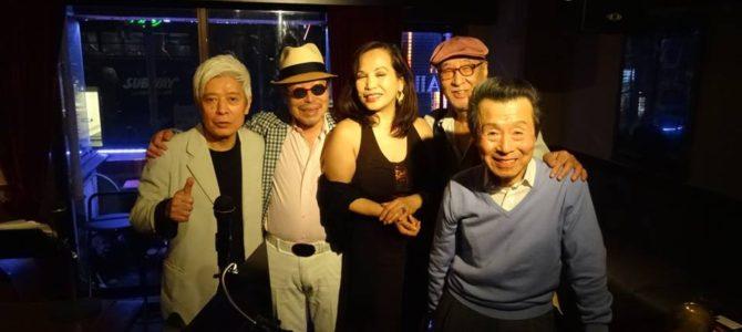 【あとがき】4changees with No.1 シンガー Charito  2017/05/26
